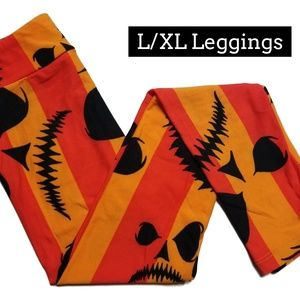 Halloween Leggings for Kids